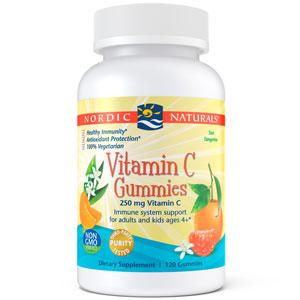 Vitamin C Gummies 120