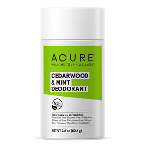 Cedarwood Mint Deodorant