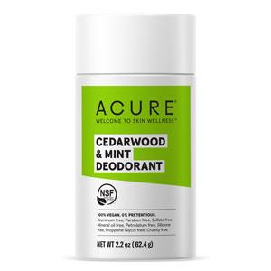 Cedarwood Mint Deodorant