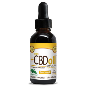 Gold CBD 2oz