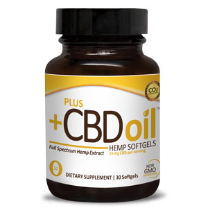 CBD Gold Softgels