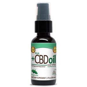 Peppermint CBD Oil