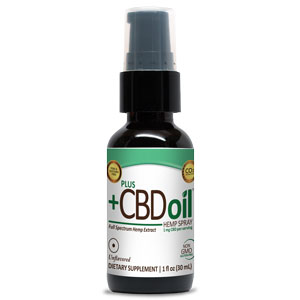Green CBD Spray