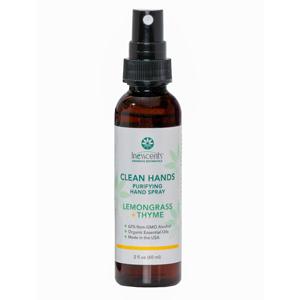 Hand Spray Lemongrass Thyme