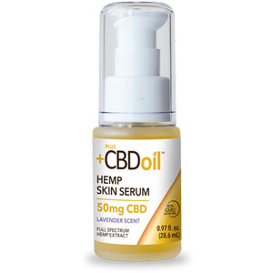 Hemp CBD Skin Serum