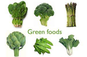 Greens and Seaweeds